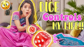 Roll of the DICE Controls My Life for 24 Hours!! *this is what happened*