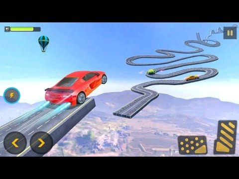Impossible Stunt Car Tracks 3D Game - Extreme Ramp Car Stunts Racing GT Cars 2019 - Android GamePlay