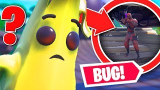 This is the biggest bug in the new season 8 of Fortnite..