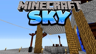Ein dickes Upgrade! - Minecraft SKY Folge #13