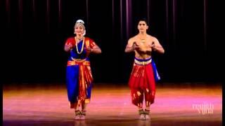 Renjith & Vijna - Excerpts of Varnam from Music Academy Performance 2014