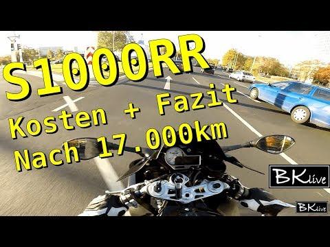 BMW S1000RR | Kosten & Fazit nach 17.000 KM