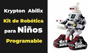 Krypton - Kit de Robótica Educativa para Niños [ RCTecnic Juguetes, Arduino y Robots para Niños ]