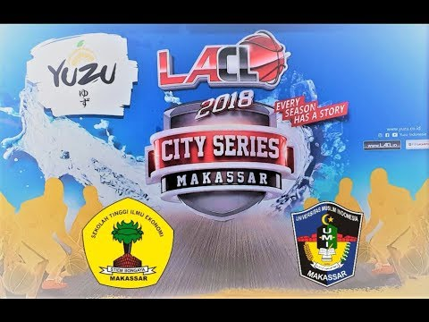 FULL HIGHLIGHTS : STIEM BONGAYA Vs UMI MAKASSAR (LA CAMPUS LEAGUE 2018 - MAKASSAR SERIES)