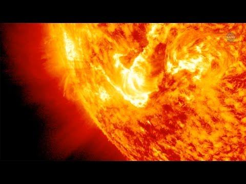ScienceCasts: The Mystery of Coronal Heating