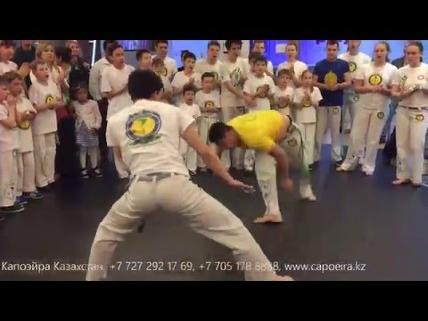9th Brazil Culture and Capoeira Festival in Almaty