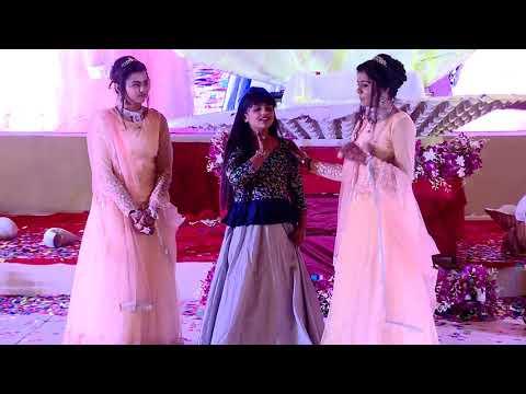 Sahu Ni Ankho Ma.... Best Song Dedicate To Drashti & Pooja From Titiksha