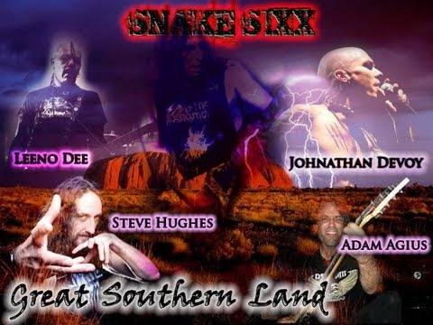 Snake Sixx - Great Southern Land (Icehouse tribute)