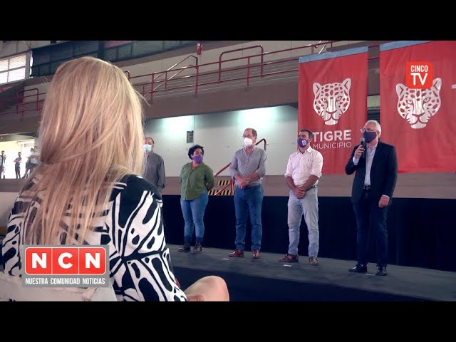 CINCO TV - El Municipio realizó la firma de nuevas escrituras para que más familias