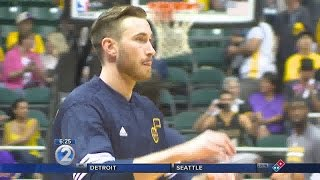 Utah's Gordon Hayward calls games vs. Lakers in Honolulu a bonus to preseason