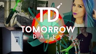 Tomorrow Daily - Paola PancakePow Alejandra talks eSports, cosplay and galaxy hair, Ep. 314