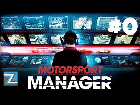 Motorsport Manager [0] Iniciando como chefe de equipe! português pt-br vamos jogar