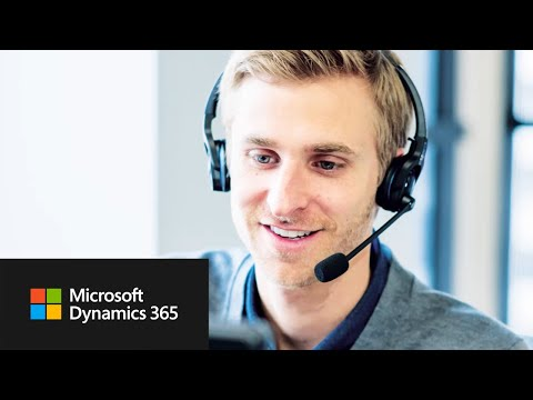 How Dynamics 365 perfects the art of great service