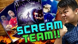 FIFA 17 MOBILE IOS ANDROID HALLOWEEN SCREAM TEAM NEW