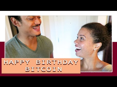 Vlog 5: Happy Birthday Bitcoin | BK & Cole