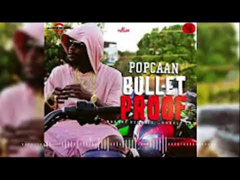 Popcaan - Bullet Proof ( Clean )