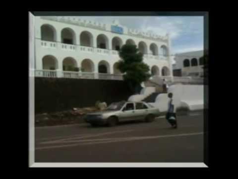 Moroni Capitale des Comores - Mars 2009
