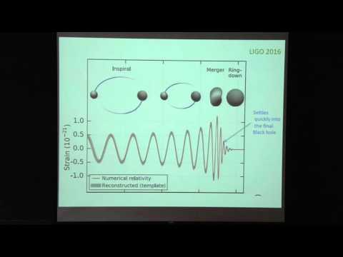 "Juan Maldacena (Princeton), ""Black Holes and the Structure of Spacetime"" 03/21/201616"