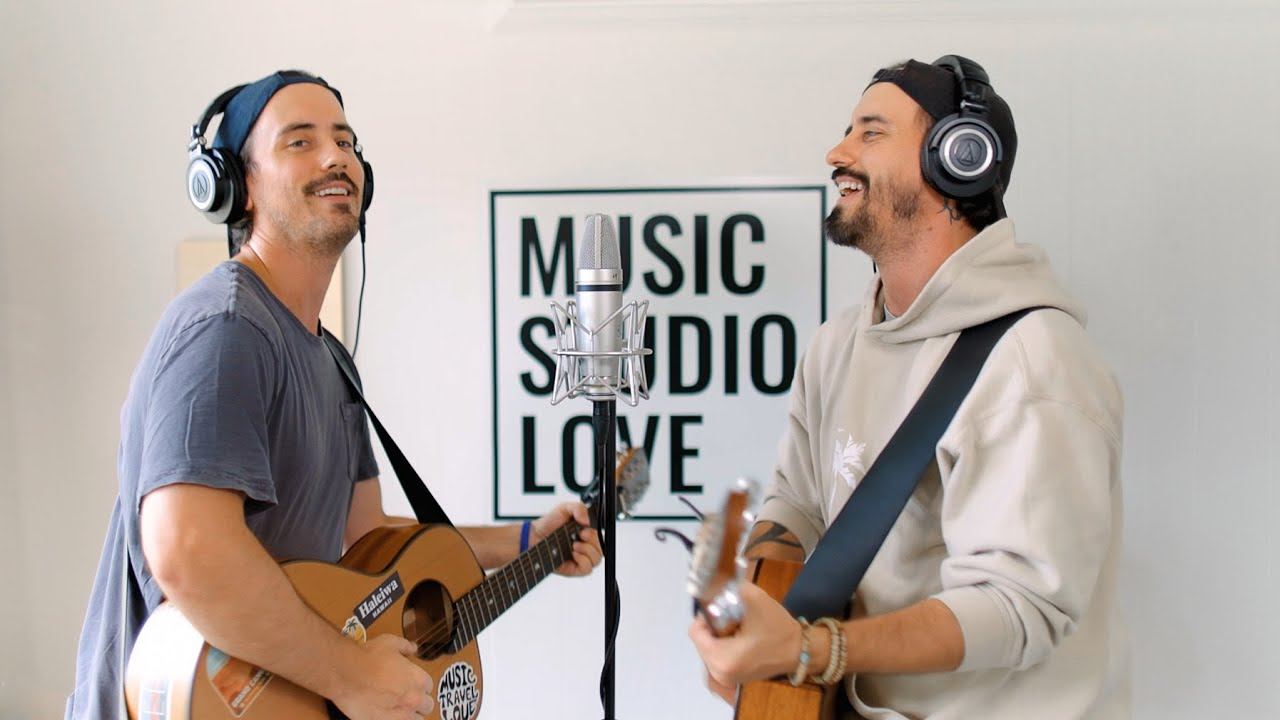 The Lion Sleeps Tonight | Music Travel Love (From Music Studio Love)