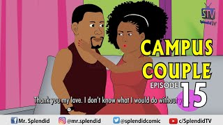 CAMPUS COUPLE EPISODE 15 Splendid TV Splendid Cartoon