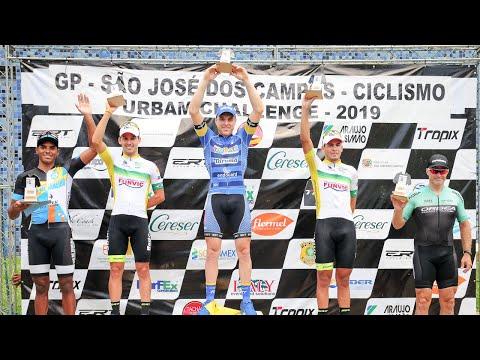 GP São José dos Campos de Ciclismo - Márcio Bigai vence a edição 2019