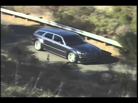 Dodge Magnum SRT8 Concept Debuts in 2003  YouTube