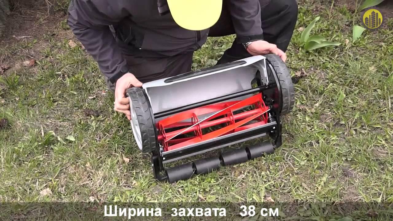 Видеоинструкция по обслуживанию газонокосилки - YouTube
