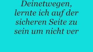 Kelly Clarkson - Because of you (Deutsche übersetzung)