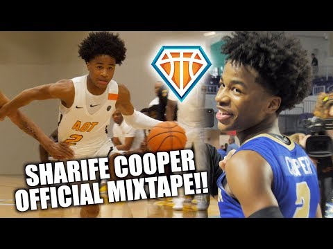 SHARIFE COOPER Official Mixtape!! | COLDEST 2020 Point Guard in the Country
