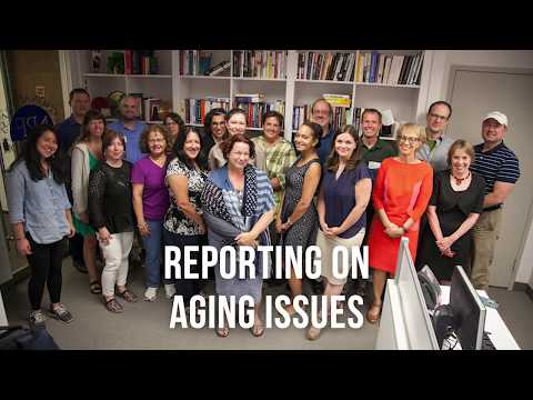Reporting on Aging Issues