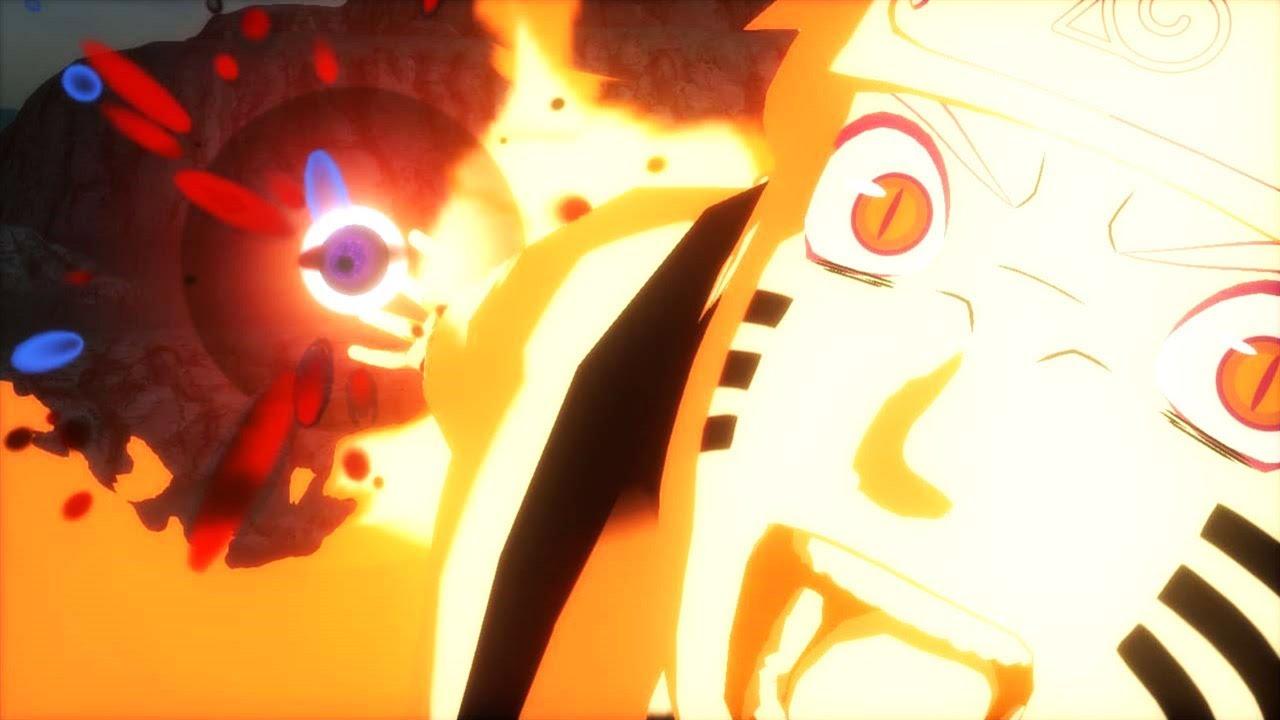 Naruto Kết Hợp Kakashi Đánh Vỡ Mặt Nạ Của Tobi Và Obito Lộ Diện - NARUTO SHIPPUDEN STORM 4 Tập 2