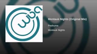 Montauk Nights (Original Mix)