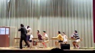 【爆笑】会場を爆笑の渦にさせた「学校コント」葛高祭2014 thumbnail