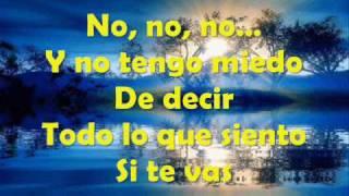 ADAMMO - SIN MIEDO ( Con letra/lyrics)