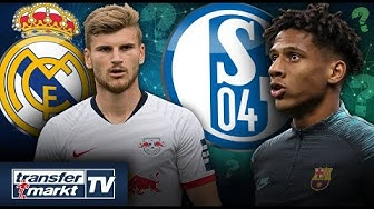 Real an Timo Werner interessiert – Schalke vor Leihe von Barça-Talent?   TRANSFERMARKT