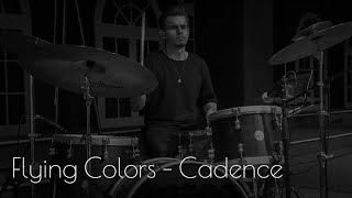 Flying Colors(Mike Portnoy) - Cadence (drum cover)