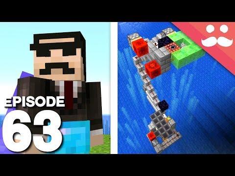 Hermitcraft 6: Episode 63 - G Team TRIPLE AGENT!