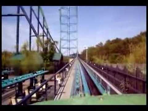 The new six flags ride - 2 part 10
