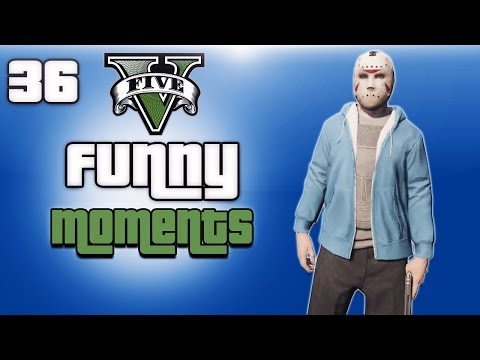 GTA 5 Online Funny Moments Ep. 36...