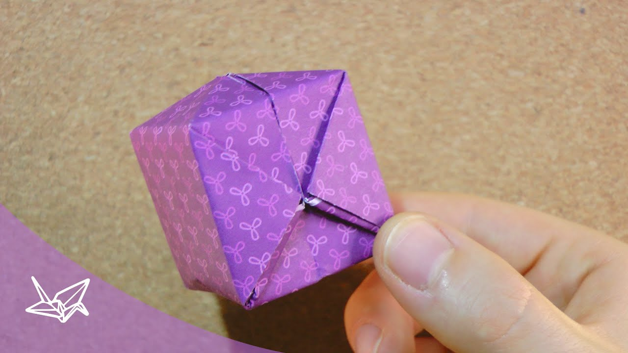 Origami Waterbomb Instructions
