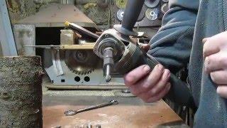 видео Сверлильный станок своими руками: из дрели, мини, полноценный