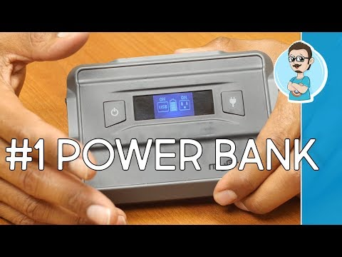 2019 Best Portable Power Bank | myCharge Adventure Ultra Power Bank Review!