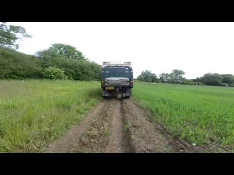 NORTHAMPTONSHIRE GREEN LANES DRIVERS VIEW PART 01 11/06/2016