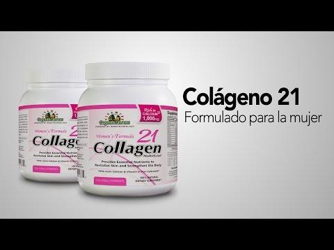 Mundo Natural - Nuevo Colágeno 21 para Mujeres (Colágeno 8)