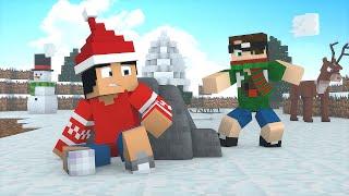 Minecraft: MINI-GAME DO NATAL! | Mini-Game Novo