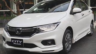 [Launched] New Honda City 2017 : งานเปิดตัวโฉมใหม่ฮอนด้า ซิตี้ 2017