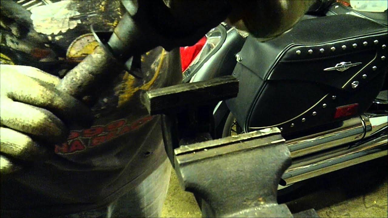 1999 jeep cherokee front axle u joint rebuild part 1