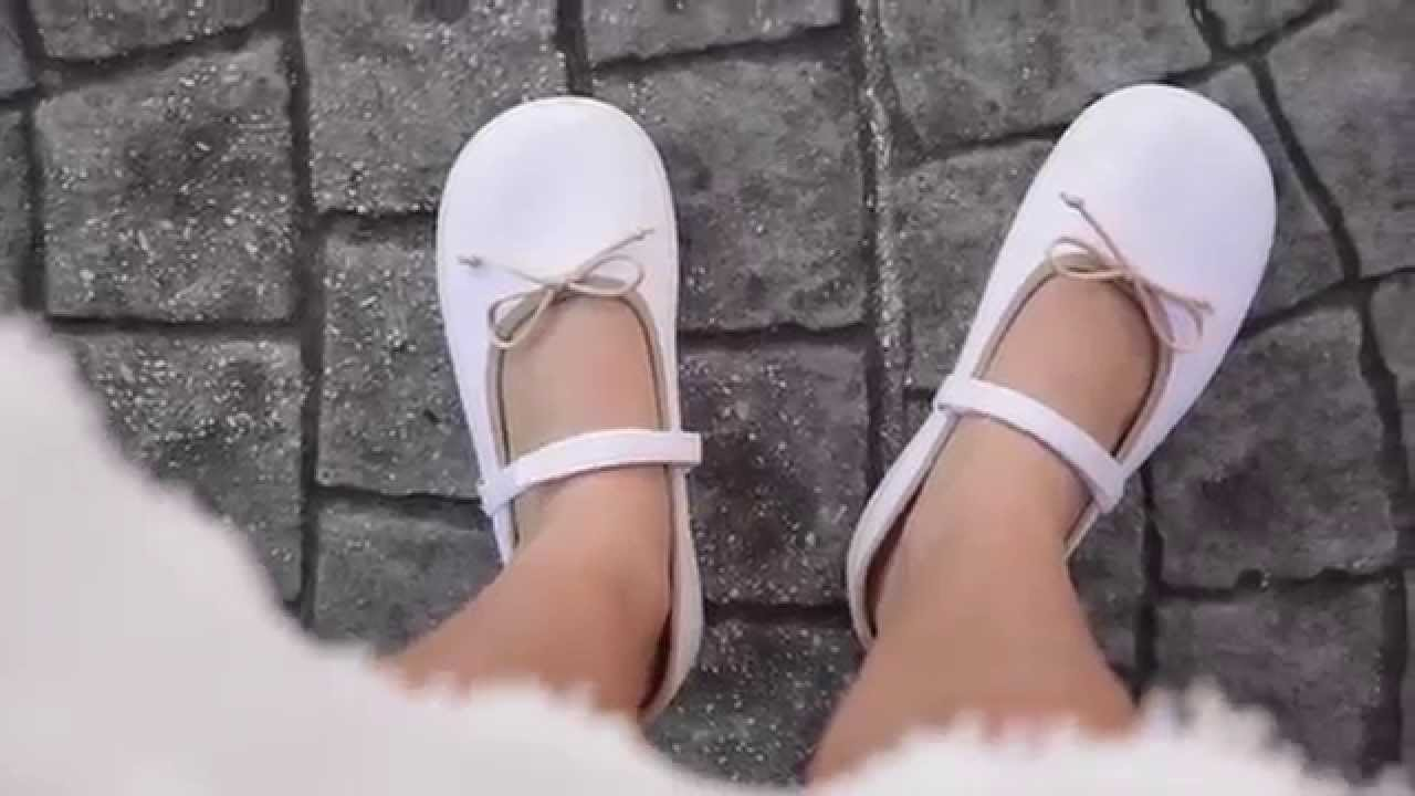 tienda de liquidación 75c69 181e9 Merceditas Niña Velcro Fino Lazo - Zapatos Primavera para Chicas en  Pisamonas
