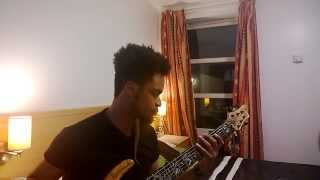 Caro by Starboy ft. L.A.X & Wizkid - Mr O Bass Cover