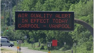 Third-straight Air Quality Alert issued for Monday in central Ohio